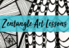 Zentangle Art Lessons