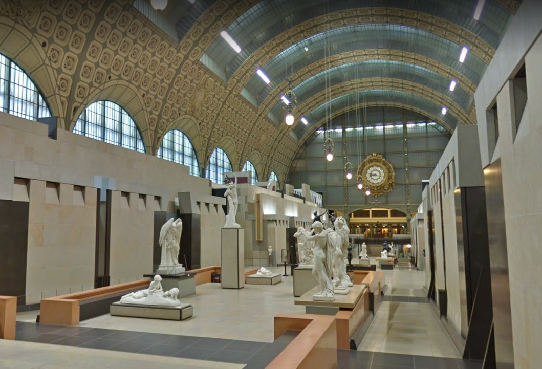 virtual tour of galleries