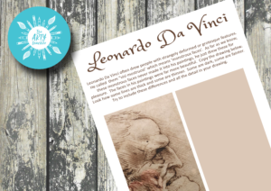 Leonardo Da Vinci Art Resources