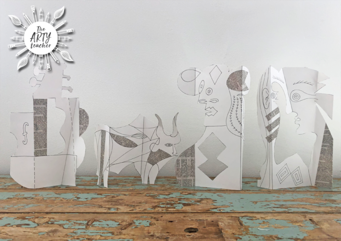 Picasso Paper Cut-Outs